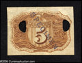 Fractional Currency:Experimentals, Proofs and Essays, Milton 2E5R.1b 5¢ Second Issue Experimental Gem New. Awell-printed, well-centered piece on extremely coarse fiber paper.Pr...