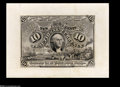 Fractional Currency:Experimentals, Proofs and Essays, Milton 2S10F.1d 10¢ Second Issue Plate Proof Gem New. This 10¢Proof, like the 5¢ appearing ten or so lots back, was acquire...