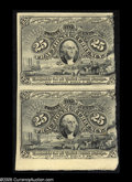 Fractional Currency:Experimentals, Proofs and Essays, Milton 2E25F.3a 25¢ Second Issue Experimental Choice New. Notstamped or punched, and on a thinner, lighter bond paper that ...