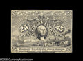Fractional Currency:Experimentals, Proofs and Essays, Milton 2E25F.3 25¢ Second Issue Experimental Extremely Fine. Thisis the plate note from page 62 of Milt's Encyclopedia. It ...