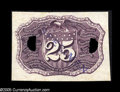 Fractional Currency:Experimentals, Proofs and Essays, Milton 2E25R.2 25¢ Second Issue Experimental Superb Gem New. Milthad three examples of this number in his collection, but a...