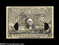 Fractional Currency:Experimentals, Proofs and Essays, Milton 2E50F.4 50¢ Second Issue Experimental Gem New. Identical tothe above but with only a tiny touch of margin writing. T...