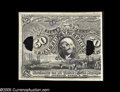 """Fractional Currency:Experimentals, Proofs and Essays, Milton 2E50F.4c 50¢ Second Issue Experimental """"Short Paper"""" GemNew. Previously lot 1053 of our Friedberg Sale, where it was..."""
