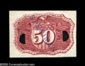 Fractional Currency:Experimentals, Proofs and Essays, Milton 2E50R.3a 50¢ Second Issue Experimental Superb Gem New. Aperfectly centered, beautifully printed, utterly original pi...