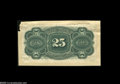 Fractional Currency:Experimentals, Proofs and Essays, Milton 4P25R.1a 25¢ Fourth Issue Proof Extremely Fine. This note ismounted to the same card and comes from the same source ...