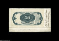 Fractional Currency:Experimentals, Proofs and Essays, Milton 5DP50R.1 50¢ Fifth Issue Die Proof Choice About New. Awonderfully strong impression of the 50¢ Fifth Issue back on I...