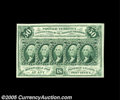 Fractional Currency:First Issue, Fr. 1312 50¢ First Issue Superb Gem New. Beautifully margined, withideal centering on both sides, bright colors, perfect pr...