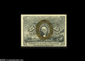 Fractional Currency:Second Issue, Fr. 1286 25¢ Second Issue Very Choice New. Beautiful color with three huge face margins, the bottom margin is smaller, but a...
