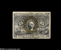 Fractional Currency:Second Issue, Fr. 1290 25¢ Second Issue Choice New. Extremely well-margined and nicely centered on both sides, this Fiber Paper note has t...