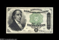 Fr. 1379 50¢ Fourth Issue Dexter Choice About New. There is a light center bend on this otherwise absolutely Superb...