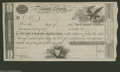 Large Size:War of 1812, Fr. TN-2 Hessler X69 Unlisted $100 Act of June 30, 1812 Treasury Note Choice About New. This splendid wide-margin remainder ...