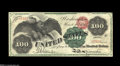Large Size:Legal Tender Notes, Fr. 167a $100 1863 Legal Tender Choice New. When last on theauction block in 2000, this stately Spread Eagle $100 realized ...