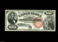 Large Size:Legal Tender Notes, Fr. 174 $100 1880 Legal Tender Choice New. One of Jim O'Neal's mostrecent acquisitions which he acquired as lot 1304 of las...
