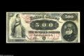 Large Size:Legal Tender Notes, Fr. 185d $500 1878 Legal Tender Very Fine. This is the thirdopportunity that we have had to offer this magnificent General ...