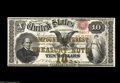 Large Size:Compound Interest Treasury Notes, Fr. 190b $10 1864 Compound Interest Treasury Note Choice New. Although just about 100 examples of this number are known, the...