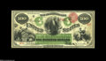 Large Size:Interest Bearing Notes, Fr. 199 $100 1863 Interest Bearing Note Choice Very Fine. Onlythree examples of this number are known, one of which is simp...