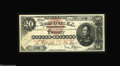 Large Size:Silver Certificates, Fr. 306b $20 1878 Silver Certificate Extremely Fine. Without adoubt, the most significant serial number one note that we ha...