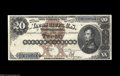 Large Size:Silver Certificates, Fr. 311 $20 1880 Silver Certificate Extremely Fine. A handsomeexample of this popular Silver Certificate type. The Stephen ...