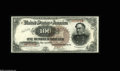 Large Size:Treasury Notes, Fr. 377 $100 1890 Treasury Note Choice New. Watermelon $100's havealways held a special allure for currency collectors. Onl...