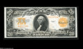 Large Size:Gold Certificates, Fr. 1187 $20 1922 Gold Certificate Superb Gem New. Huge margins,pristine color and perfect centering of both sides are all ...