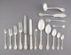 A Two Hundred and Thirty-Eight-Piece Gorham Versailles Pattern Silver Flatware Service, Providence, Rhode Island... (Tot...