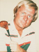 Andy Warhol (American, 1928-1987) Jack Nicklaus, 1977 Unique color Polaroid 3-3/4 x 2-7/8 inches (9.5 x 7.3 cm) With