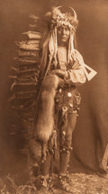 Photographs, Edward Sheriff Curtis (American, 1868-1952). A Group of Four Photographs, 1900-1910. Photogravure. 15-3/8 x 8-5/8 inches... (Total: 4 Items)