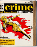 Golden Age (1938-1955):Miscellaneous, Al Feldstein's Personal EC Comics: Complete New Direction Bound Volumes Group of 6 (EC, 1954-56).... (Total: 6 Items)