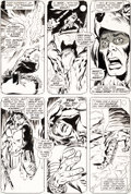 Original Comic Art:Panel Pages, John Buscema and Tom Palmer The Avengers #80 Story Page 14Original Art (Marvel, 1970)....