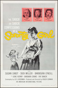 """Movie Posters:Bad Girl, Sorority Girl (American International, 1957). One Sheet (27"""" X 41"""")and Hardcover Book (287 Pages, 6.5"""" x 9.25""""). Bad Girl.... (Total:2 Items)"""