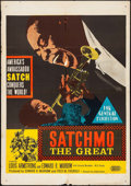 """Movie Posters:Musical, Satchmo the Great (United Artists, 1957). Australian One Sheet (28""""X 39.75""""). Musical.. ..."""