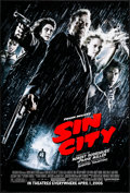 "Movie Posters:Crime, Sin City (Dimension, 2005). One Sheet (27"" X 41"") DS Advance.Crime.. ..."