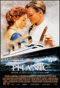 "Movie Posters:Drama, Titanic (20th Century Fox, 1998). International One Sheet (26.75"" X39.75"") DS Style B. Drama.. ..."