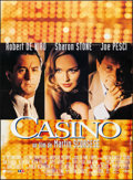 "Movie Posters:Crime, Casino (UIP, 1996). French Grande (45.5"" X 62""). Crime.. ..."