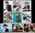 """Movie Posters:Adventure, Mutiny on the Bounty (MGM, 1962). Photos (24) & British Frontof House Color Photos (4) (8"""" X 10). Adventure.. ... (Total: 28Items)"""