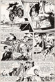 Neal Adams Brave and the Bold #84 Story Page 5 Sgt. Rock Original Art (DC, 1969)