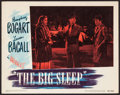 "Movie Posters:Film Noir, The Big Sleep (Warner Brothers, 1946). Lobby Card (11"" X 14""). FilmNoir.. ..."