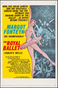 """Movie Posters:Musical, The Royal Ballet & Other Lot (Lopert/ Rank, 1960). One Sheet(27"""" X 41""""), British Lobby Card Set of 8 & U.S. Lobby Cards(7)..."""
