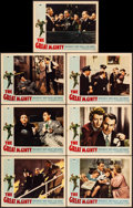 "Movie Posters:Comedy, The Great McGinty (Paramount, 1940). Lobby Cards (7) (11"" X 14"").Comedy.. ... (Total: 7 Items)"