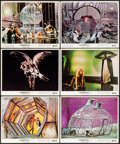 "Movie Posters:Science Fiction, Barbarella (Paramount, 1968). Photos (21) & Color Photos (6)(8"" X 10""). Science Fiction.. ... (Total: 27 Items)"