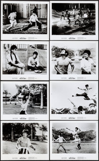 "The Big Boss (National General, 1972). Photos (8) (8"" X 10"") U.S. Title: Fists of Fury. Action. ... (Total: 8..."