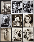 "Movie Posters:Romance, The Cowboy and the Lady (United Artists, 1938). Photos (12) &Keybook Photos (8) (8"" X 10""). Romance.. ... (Total: 20 Items)"