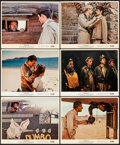 """Movie Posters:War, Catch-22 (Paramount, 1970). Mini Lobby Card Set of 12 (8"""" X 10"""").War.. ... (Total: 12 Items)"""