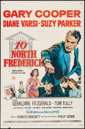 "Movie Posters:Drama, 10 North Frederick & Other Lot (20th Century Fox, 1958). One Sheets (2) (27"" X 41""). Drama.. ... (Total: 2 Items)"