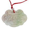 Estate Jewelry:Pendants and Lockets, Jadeite Jade Pendant. ...