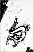 Original Comic Art:Splash Pages, Tony Daniel, Sandu Florea, and Joel Gomez Detective Comics#8 Splash Page 1 Original Art (DC, 2012)....