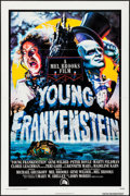 "Movie Posters:Comedy, Young Frankenstein (20th Century Fox, 1974). One Sheet (27"" X 41"").Artwork by John Alvin. Comedy.. ..."
