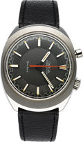 Timepieces:Wristwatch, Omega, Ref: Chronostop, N.O.S with Original Box and Hang Tag, Circa1968. ...
