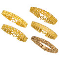Estate Jewelry:Bracelets, Gold Bracelets . ... (Total: 5 Items)