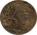 Olympic Collectibles:Autographs, 1928 Amsterdam Summer Olympics Bronze Medal....